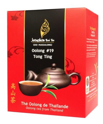 Oolong #19 Tong Ting